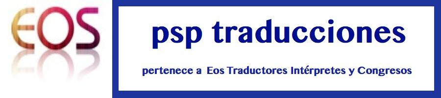 PSP Traducciones e Intérpretes