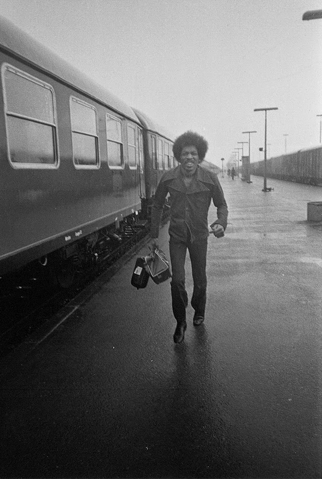 last train coming rare photographs of jimi hendrix coming