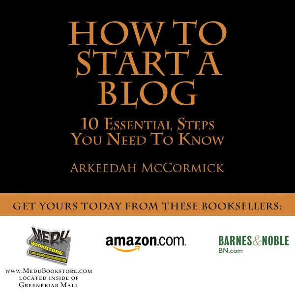 LEARN HOW TO START YOUR OWN BLOG