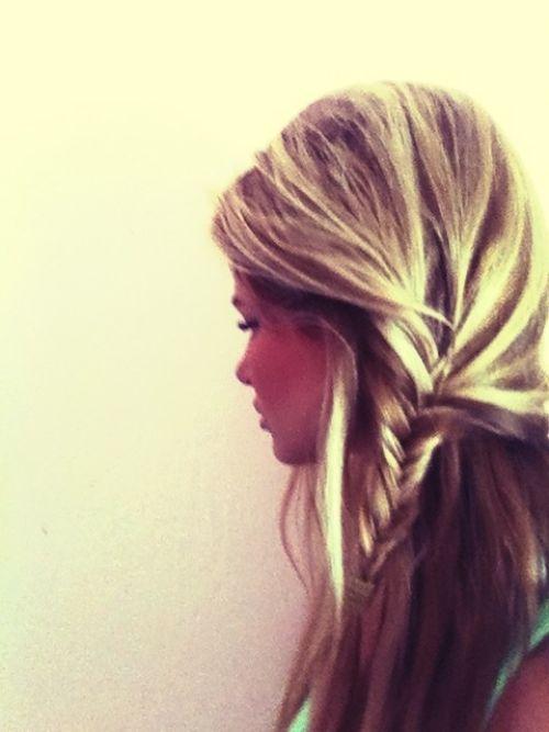 Cute Hairdos For School Easy : New cute easy hairstyles for girls in fashionip