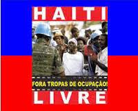 Brasil admite se retirar do Haiti