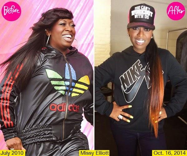 missy elliot lost weight
