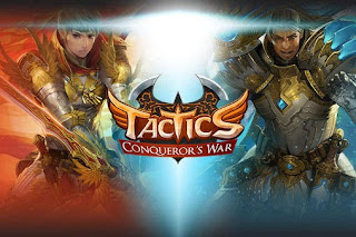 Screenshots of the Tactics: Conqueror's war for Android tablet, phone.
