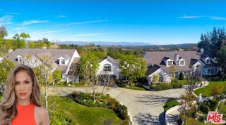 Jennifer Lopez Is Selling Her Hidden Hills Mansion
