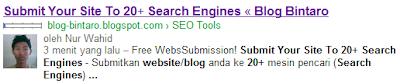 Postingan/Artikel Cepat Terindex Google
