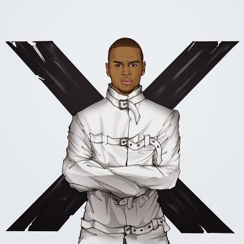 Chris Brown X Files EP