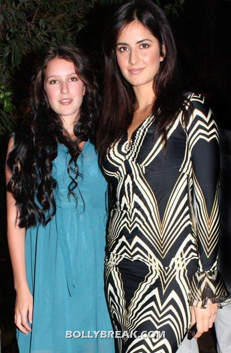 Katrina Kaif's sister Isabella Kaif  - Bollywood Siblings