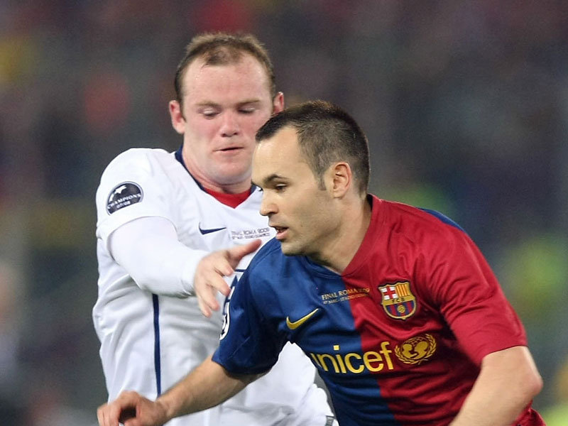 Wayne Rooney Everton Tattoo Wayne Rooney himself