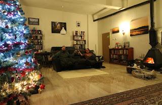 Our Christmas photograph