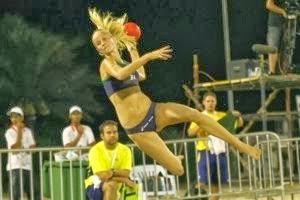 Brasil convoca a la mejor jugadora de beach del mundo | Mundo Handball