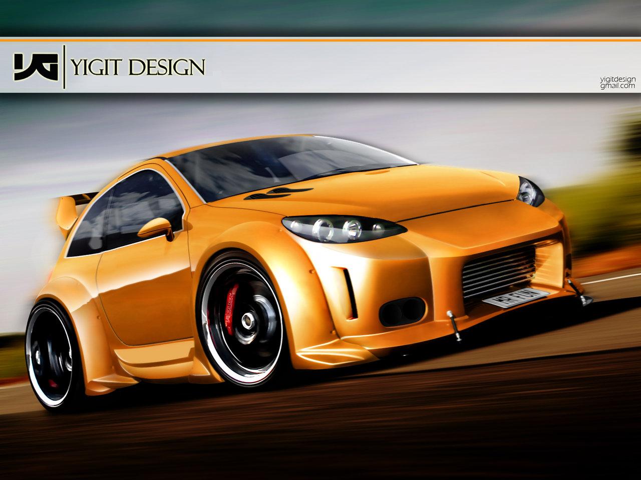 Veilside Car Concept
