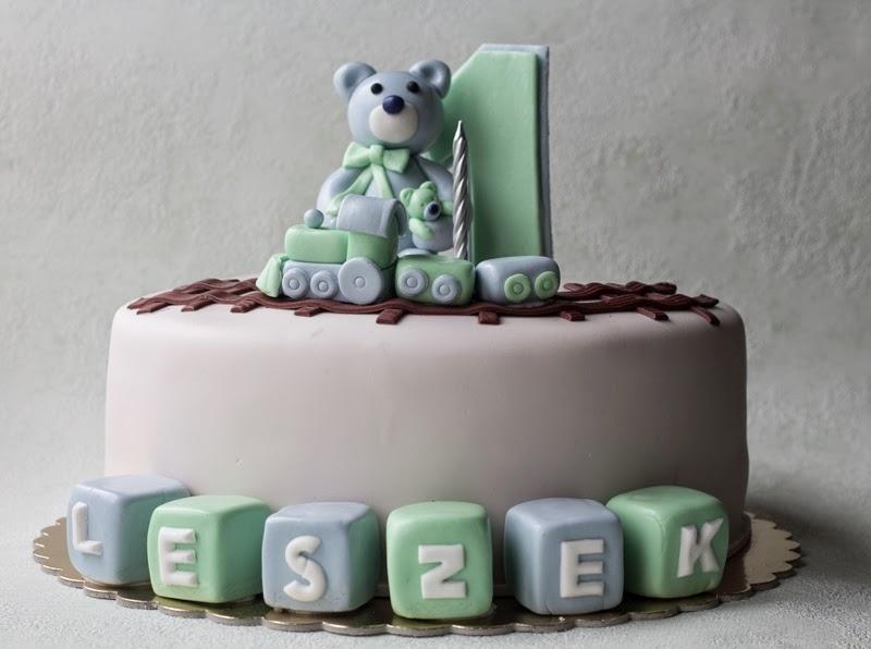 Tort urodzinowy lukrowy