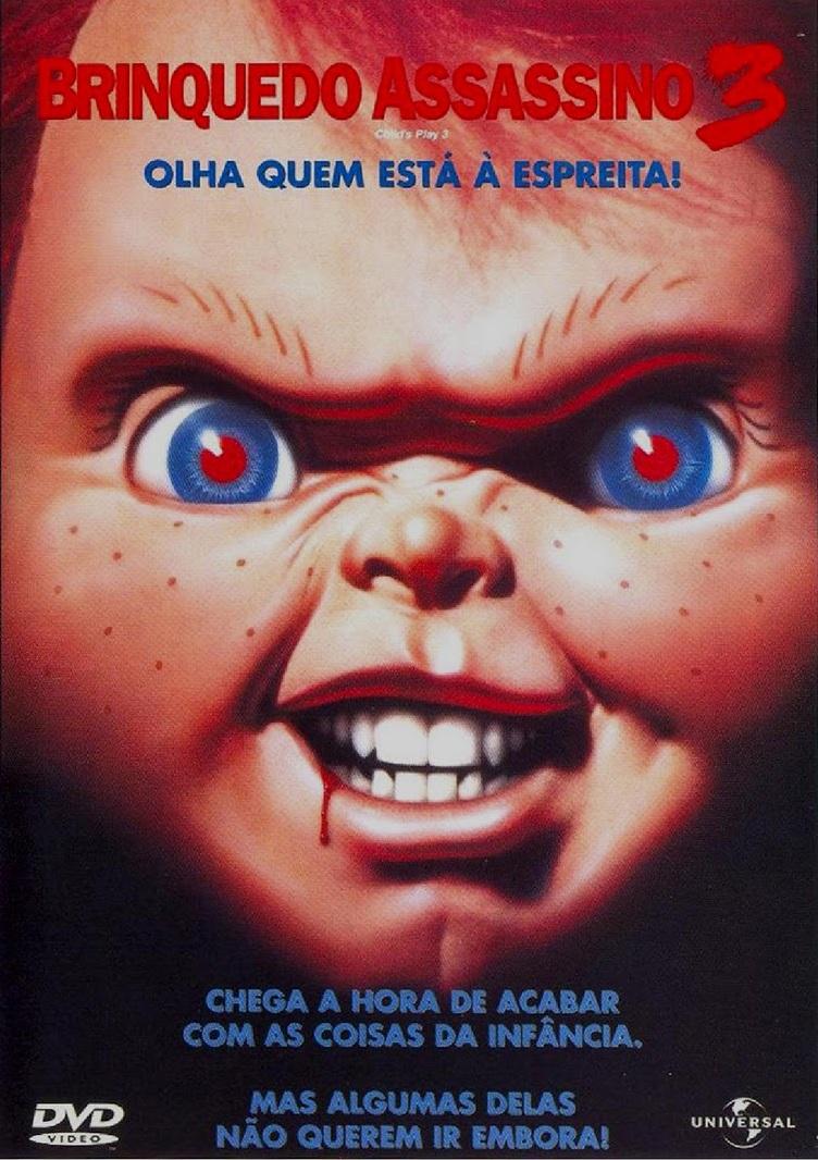 Brinquedo Assassino 3 – Dublado (1991)