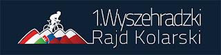 1. Wyszehradzki Rajd Kolarski - logo
