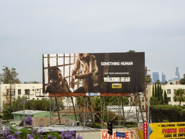 Walking Dead Glenn Hershel Emmy billboard