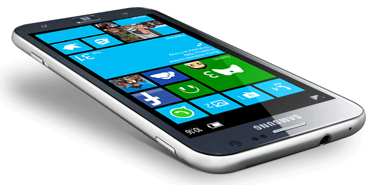 Samsung ATIV S Windows 8 Smart Phone