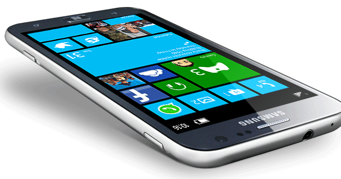 Samsung ATIV S Windows 8 smart phone specifications ...