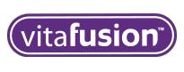 Vitafusion logo