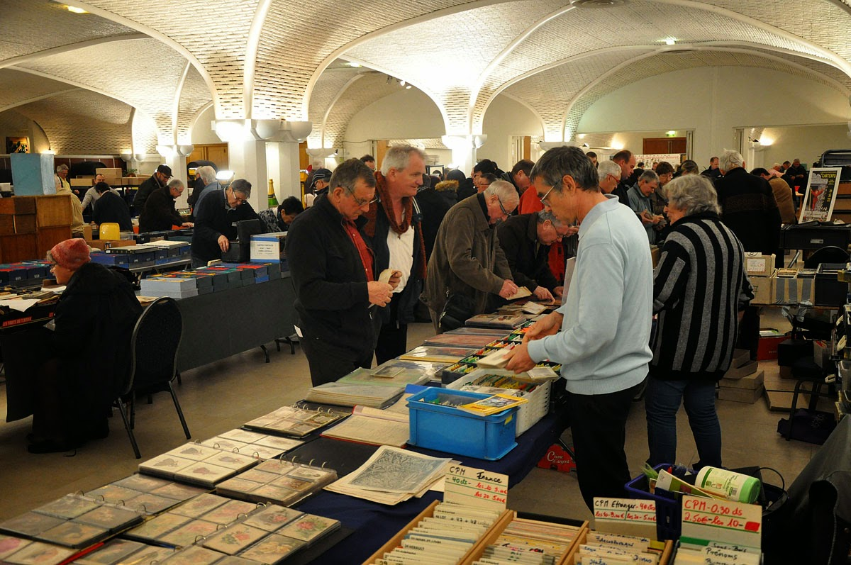 Amicarte 51 reims compte rendu 34e bourse de cartes for Salon carte postale