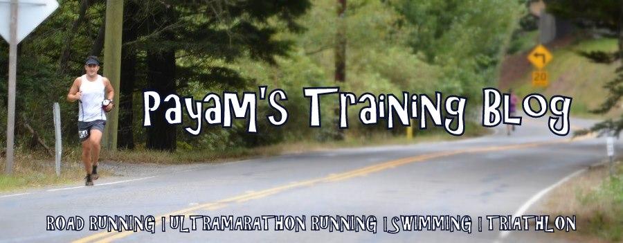 Payam's Training Blog
