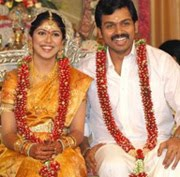 Actor Karthi Wedding Photos
