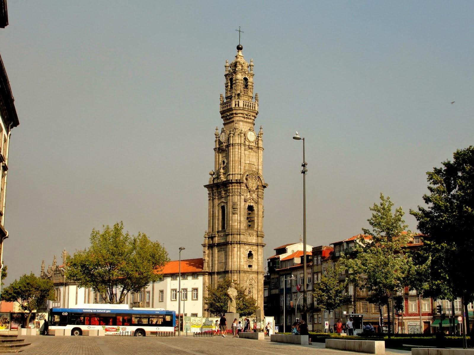 Clérigos Tower, Portugal