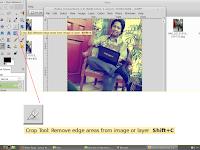 Cropping Foto menggunakan GIMP