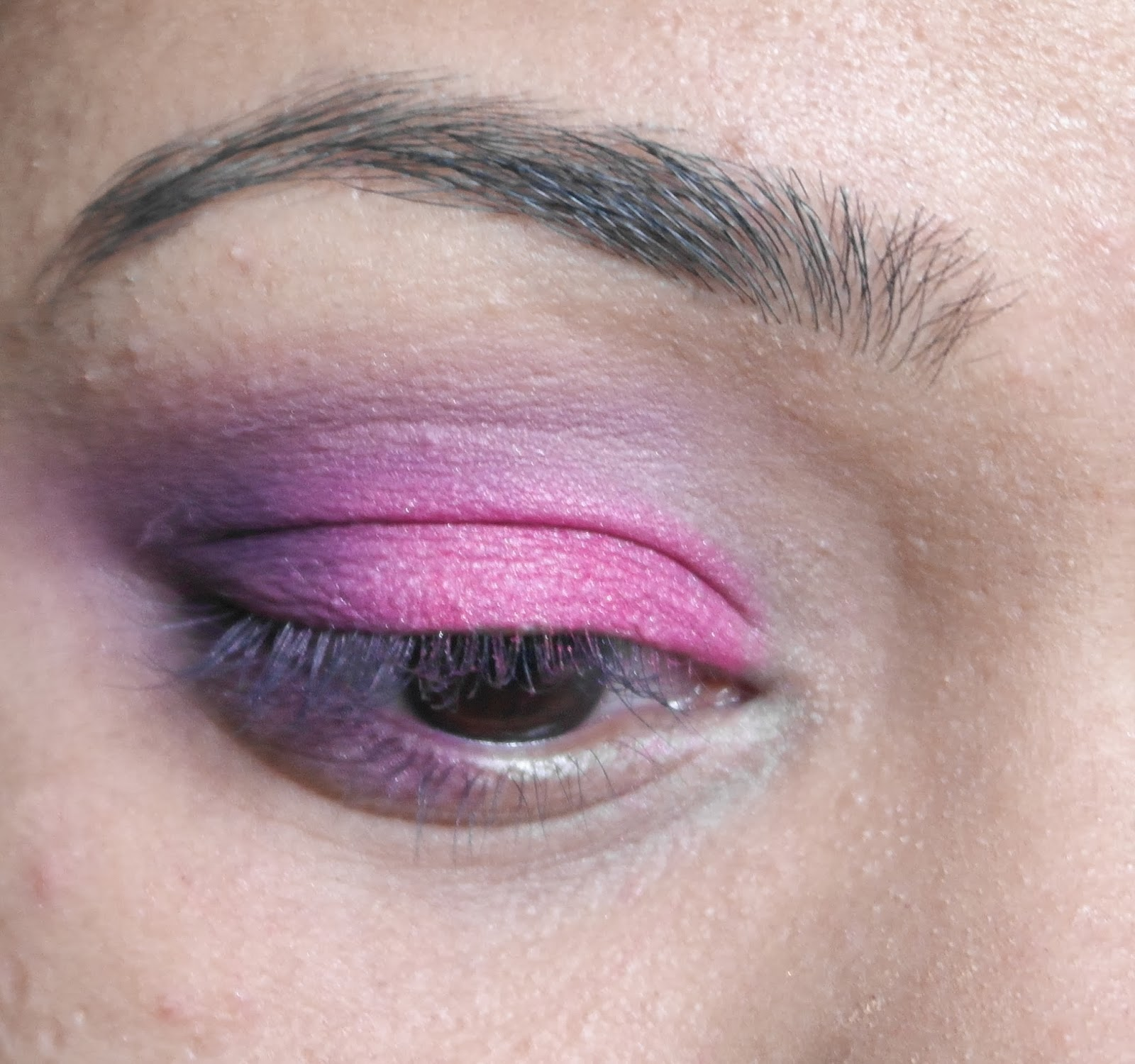 Pink Purple Party eyemakeup-technique-tutorial