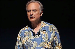 Dawkins in silly shirt