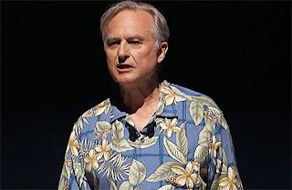 Dawkins in silly shirt