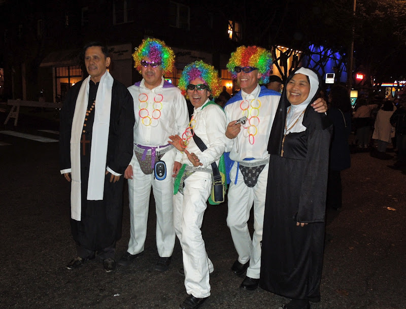 West Hollywood Halloween Carnaval costumes 2012