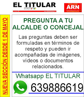 Pregunta a tu alcalde o concejal