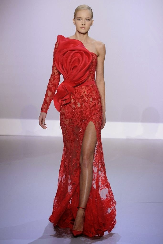 Red Hot Fashion 2014 | The Luxe Gen