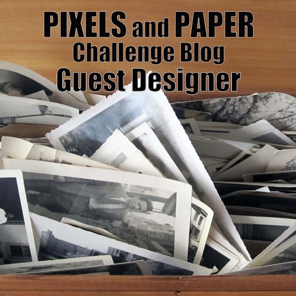 September, 2015: Guest Designer