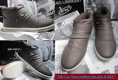 Những mẫu giày cao nam NAM - HOT nhất mùa đông năm 2012