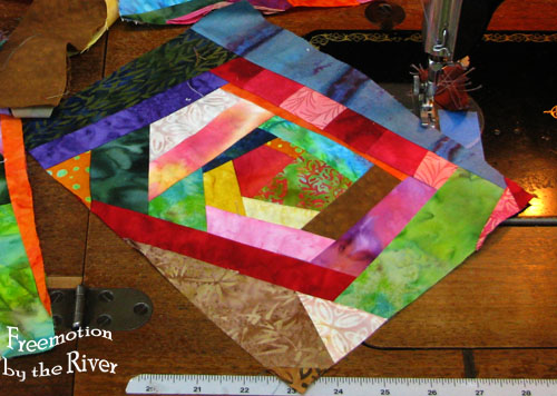 Quilting at Freemotion by the River