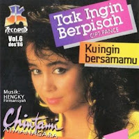 Chintami Atmanagara - Tak Ingin Berpisah (Album 1986)