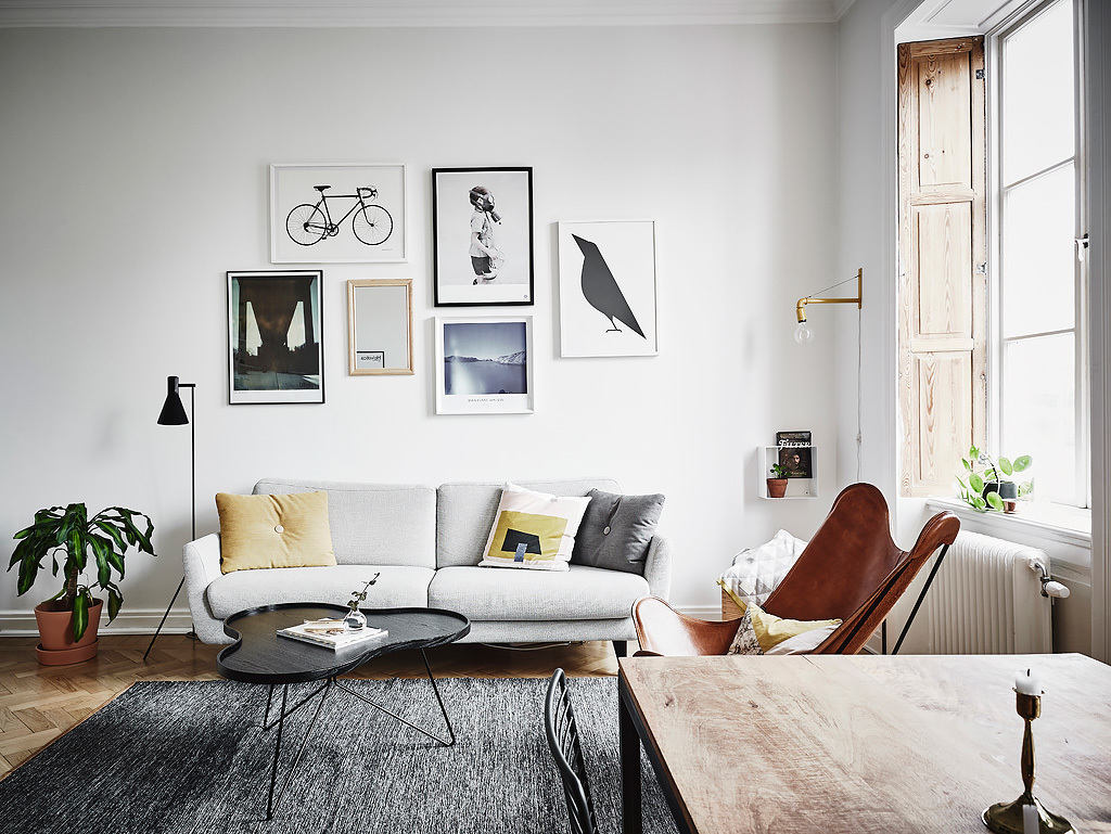 Shades of gray and perfect decor design attractor bloglovin - Goede hoek televisie ...