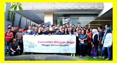 blogger jogja