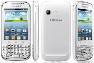 Samsung Introduces Galaxy Chat