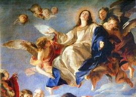 ASUNCIÓN DE LA VIRGEN MARÍA. Solemnidad 15 de Agosto.