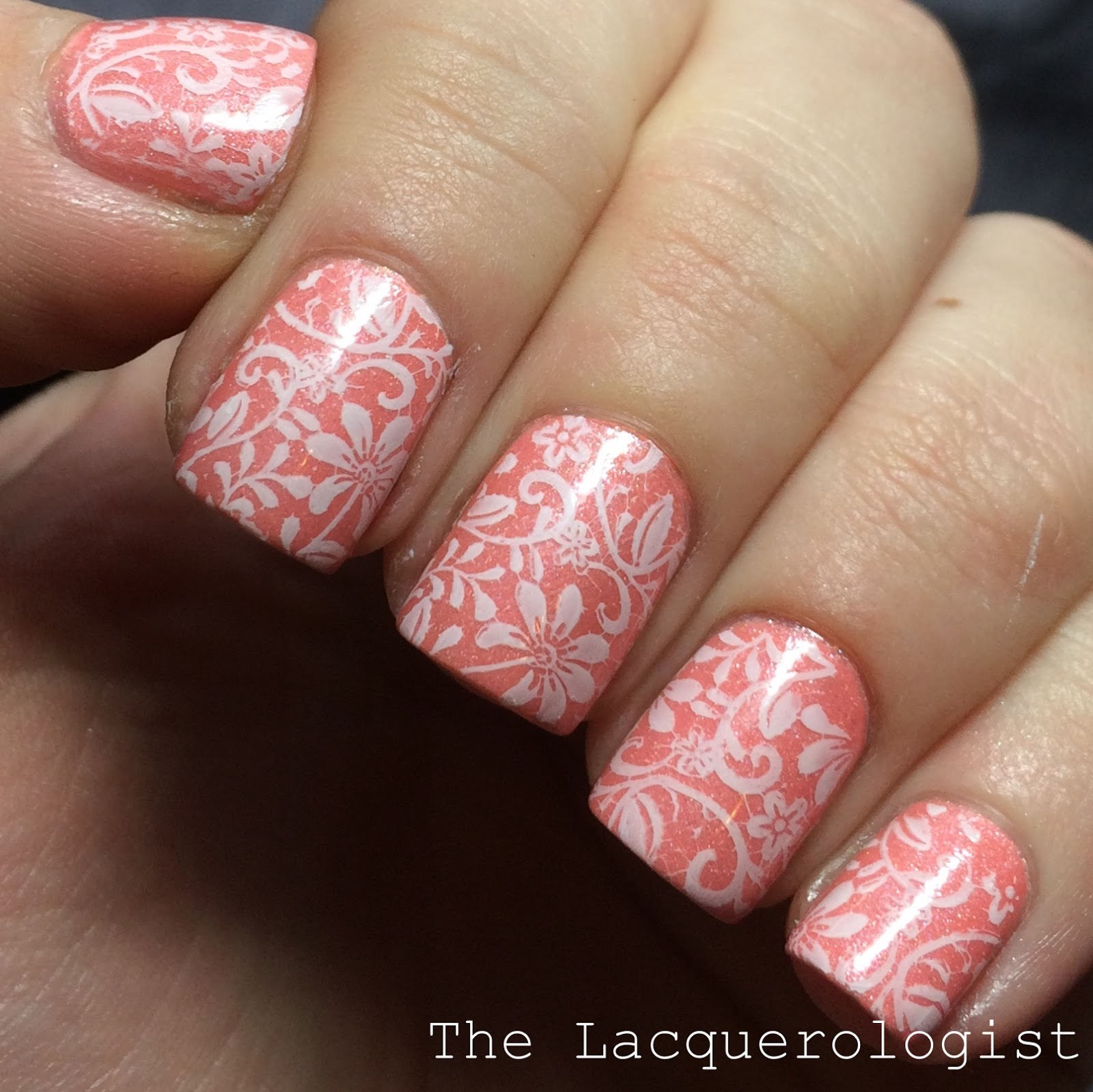 Born Pretty Store Stamping Plates: Initial Review & Nail Art ...