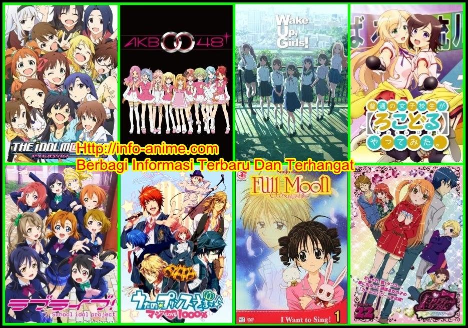 Top 16 Anime Terbaik Dan Terfavorit Yang Dipilih Para Fans Di Jepang