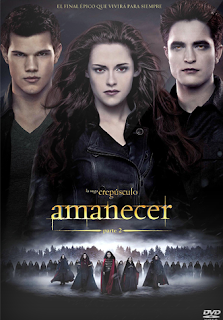 La Saga Crepsculo: Amanecer (Parte 2) HD 720p Latino 2012