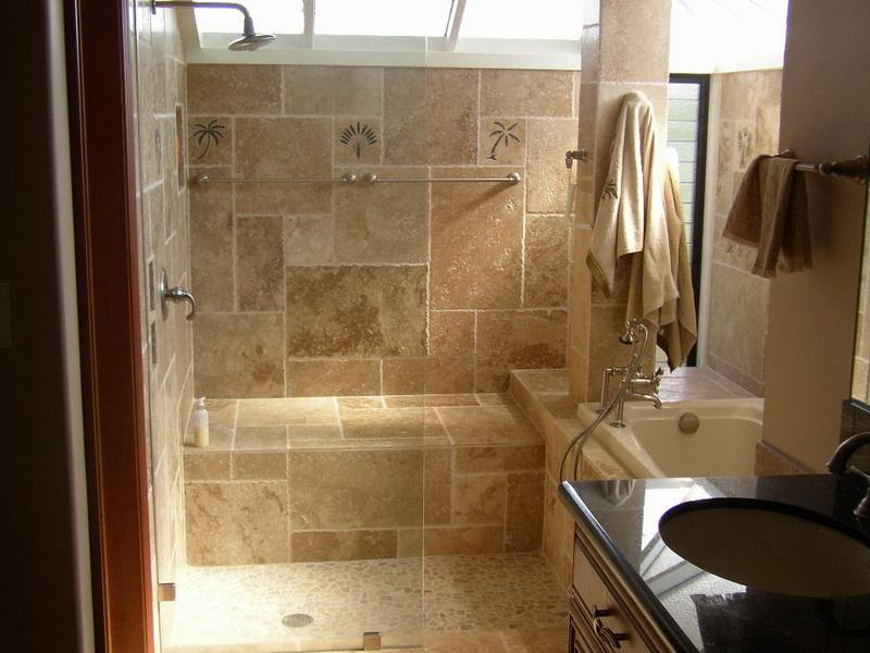 There Is A Nice Small Bathroom With Beautiful Decoration That Will Be  Suitable In Your House. White Bath Tub, White Wash Bowl And White Toilet  Are Some ... Part 61