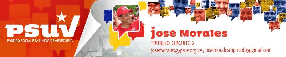 Diputado José Morales