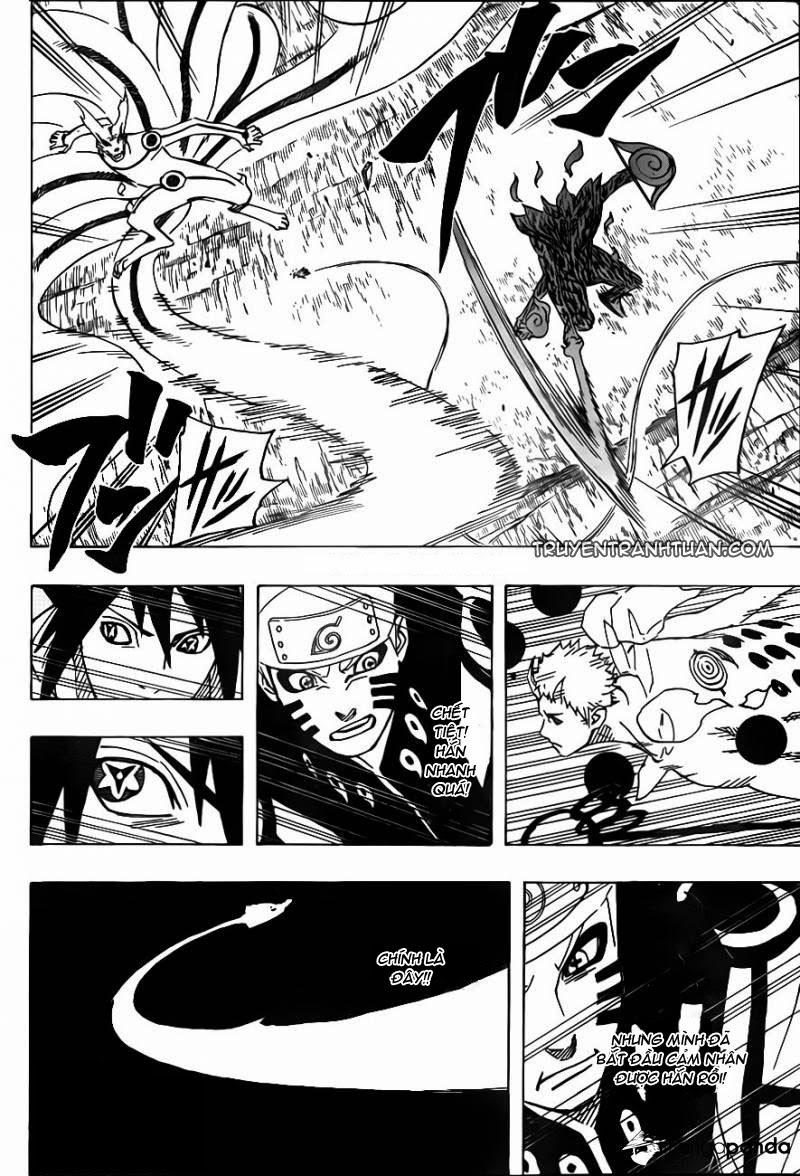 Naruto - Chapter 650 - Pic 10