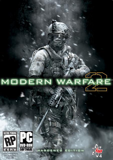 Call Of Duty 6 Modern Warfare 2 PC