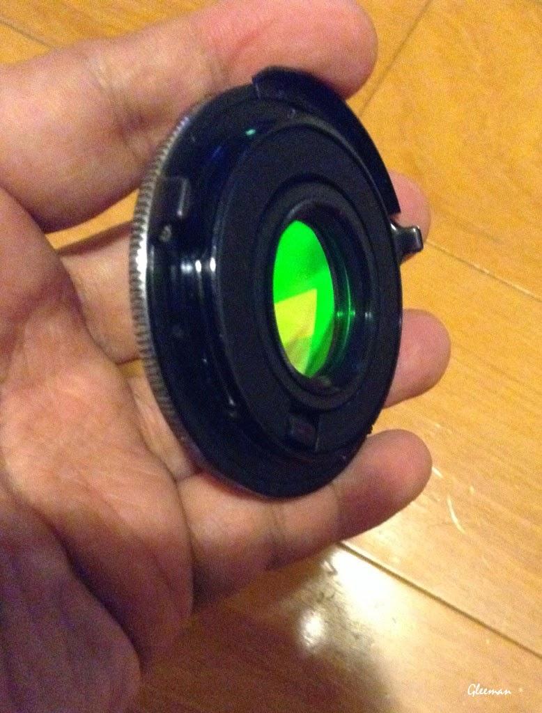 "1.25"" filter in Adapter ring for Tamron Adaptall-2 後置光害濾鏡"