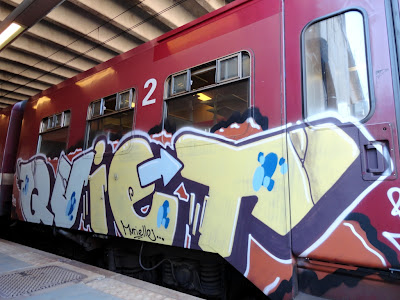 murielle graffiti